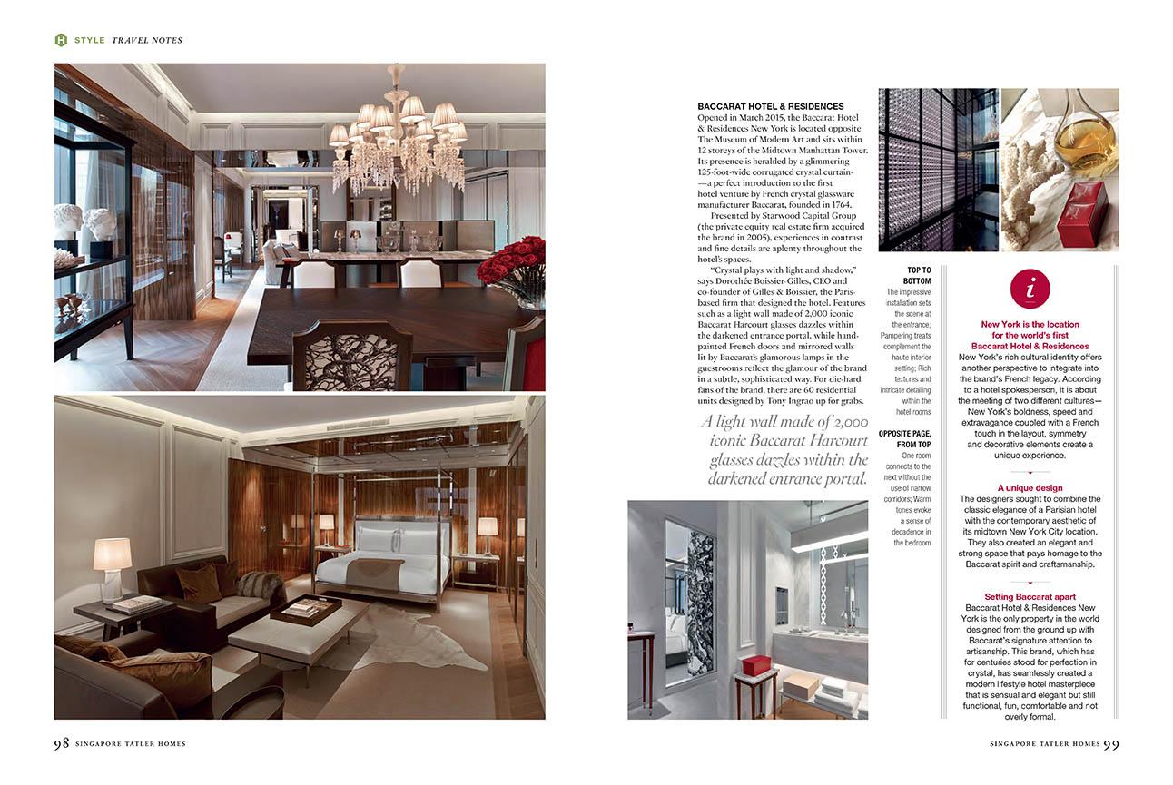 Singapore Tatler Homes State of Design Luo Jingmei